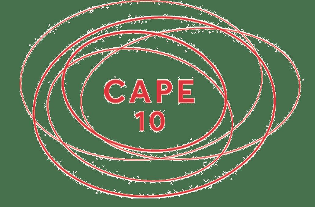 Cape10 Logo