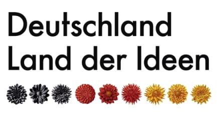 Deutschland – Land der ideen logo